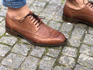 Nobrand sapato wind 3 brown