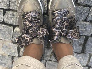Softwaves sapato kaki