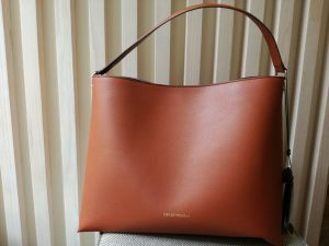 Eporio armani shoulder bag