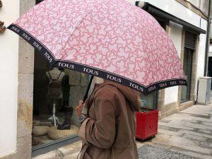 Tous paraguas grande kaos